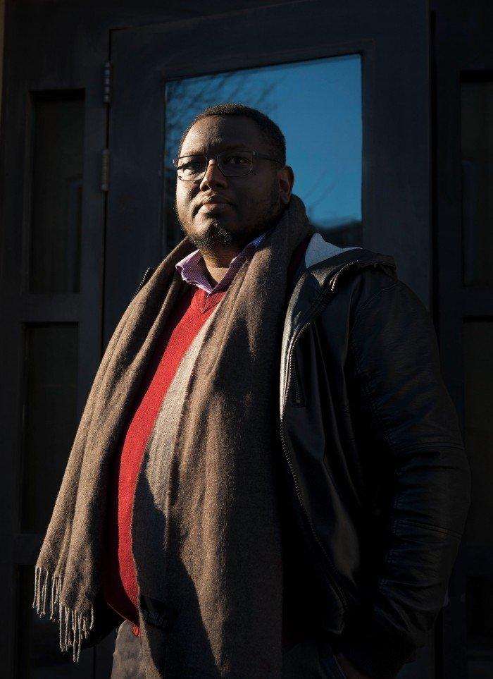 Abdoulaye Banire Diallo s'entretient avec le MIT technology review